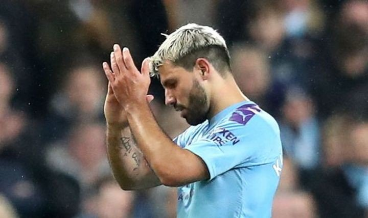 Independiente want Aguero return this summer as Man City contract winds down