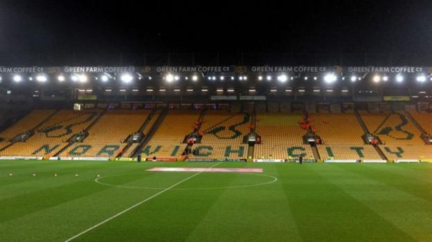 Norwich City latest Premier League club to begin furloughing staff