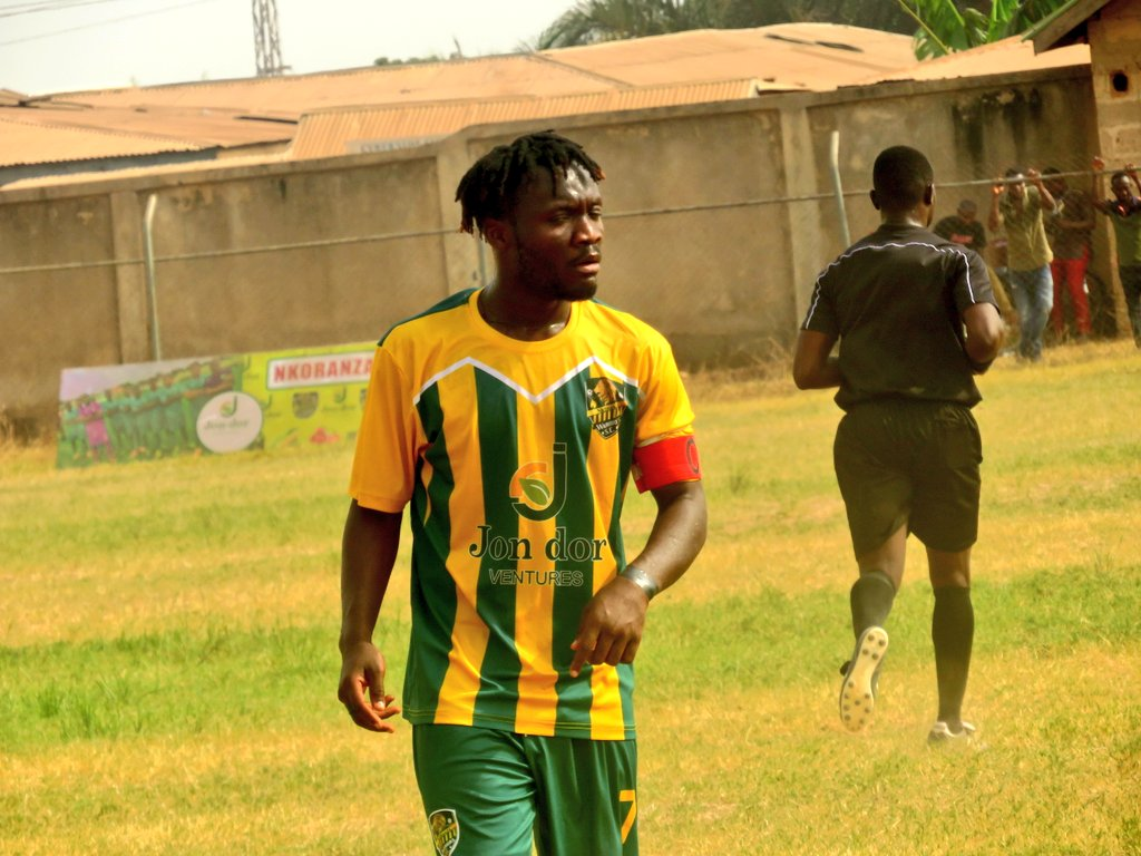 Hearts of Oak step up chase for Nkoranza Warriors midfield lynchpin Emmanuel Sarkodie
