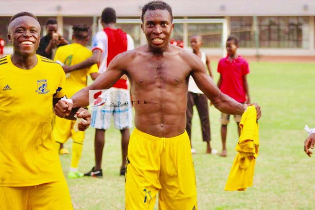 Talent Watch: Gunaid Mahmoud The Ngolo Kante Of Division One Zone One Tamale City Football Club.