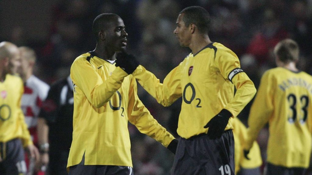 Quincy Owusu-Abeyie reminisces Premier League debut, starting upfront with Arsenal legend Henry