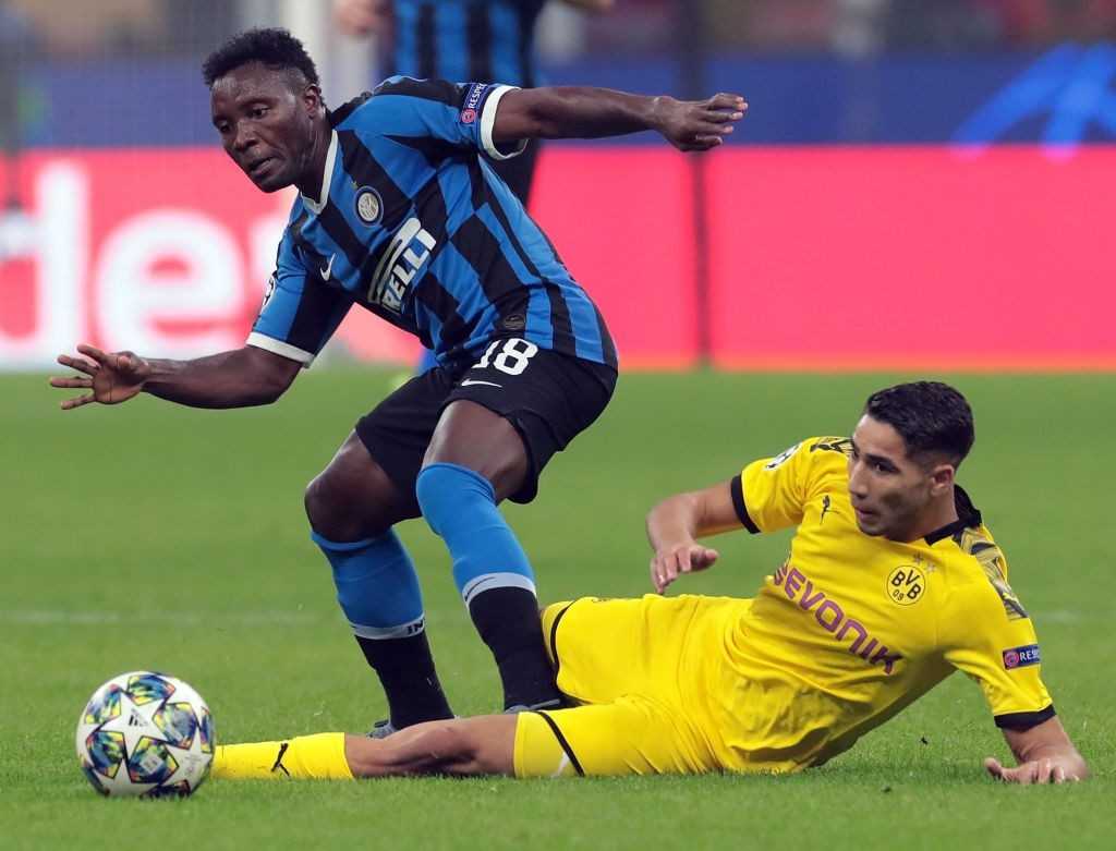 COVID 19: The situation in Italy has worsened- Inter ace Kwadwo Asamoah cries