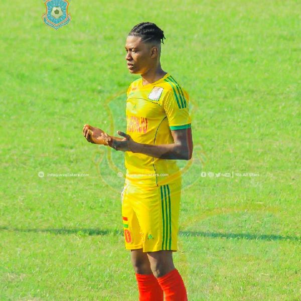 Legon Cities midfielder Mohammed Abdulai 'prepared' for WAFA
