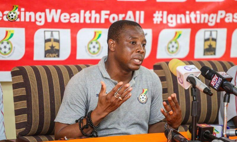 FIFA U-17 WWC Qualifier: Black Maidens coach Baba Nuhu insists his players are ready for Liberia