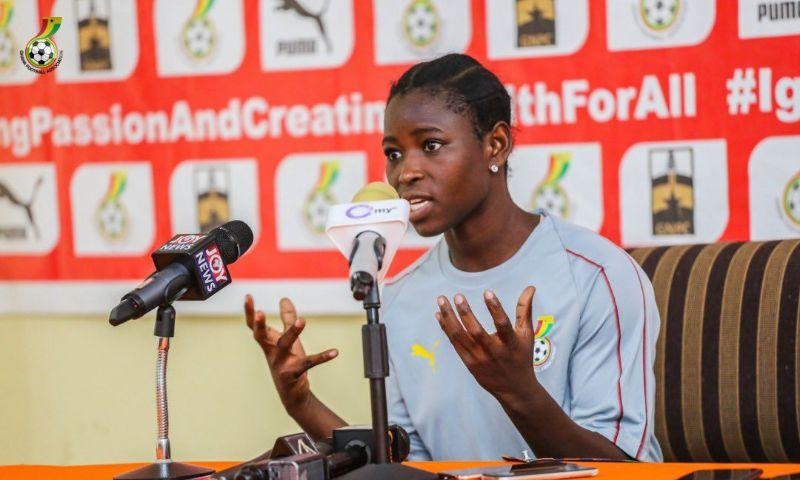 FIFA U-17 WWC Qualifier: Black Maidens captain Basira Alhassan calls for support ahead of Liberia clash