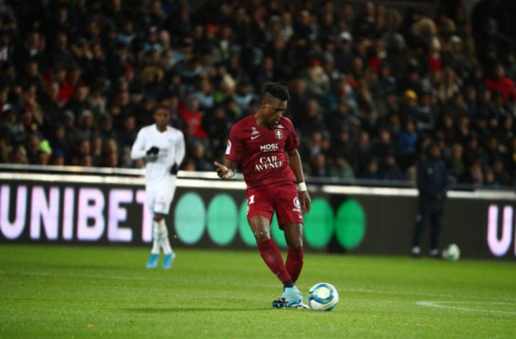 Ghana's John Boye set to depart FC Metz on free transfer at the end of the season