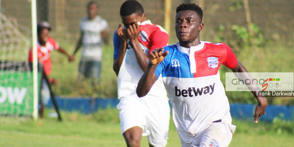 2019/20 Ghana Premier League: Week 12 Match Report — Liberty Professionals 1-0 Karela United FC