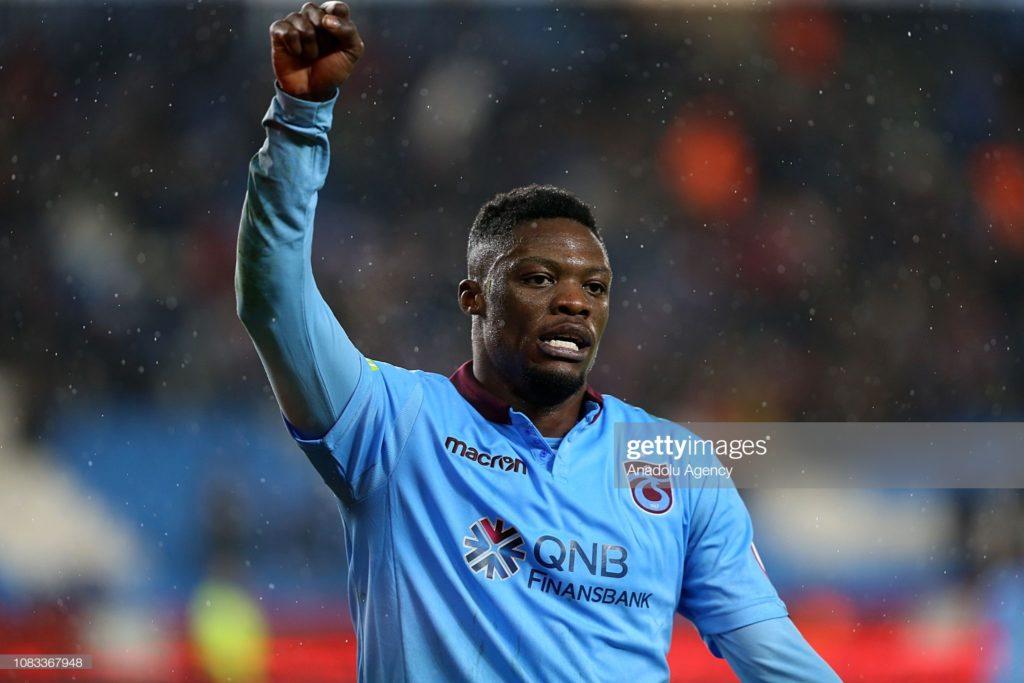 AC Milan join race for Ghana striker Caleb Ekuban