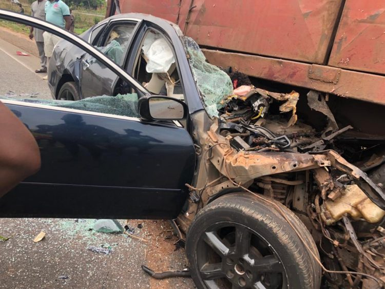 Enugu Rangers striker Ifeanyi George killed in fatal car crash