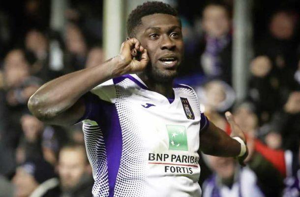 Anderlecht set to extend Derrick Luckassen's loan spell