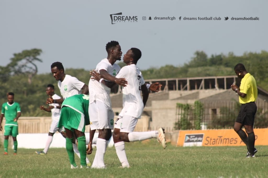 2019/20 Ghana Premier League: Week 15 Match Report- Elmina Sharks 2-1 Dreams