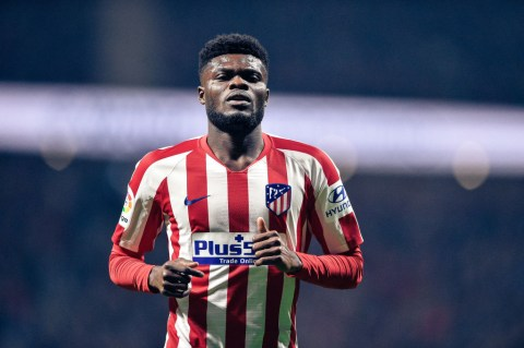 Arsenal, Manchester United set to miss out on Ghana ace Thomas Partey