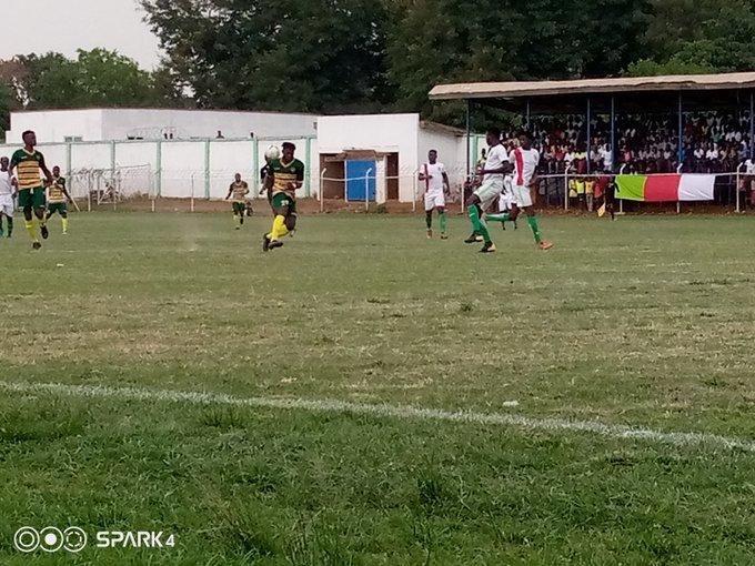 2019/20 Ghana Premier League: Week 15 Match Report- Eleven Wonders 1-1 Ebusua Dwarfs