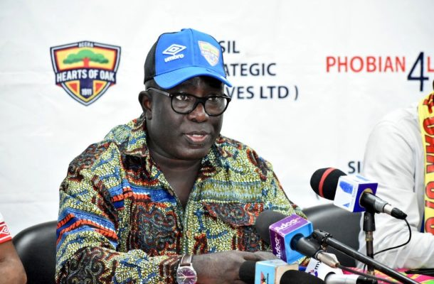 We will appoint an assistant coach soon – Hearts of Oak CEO assures fans