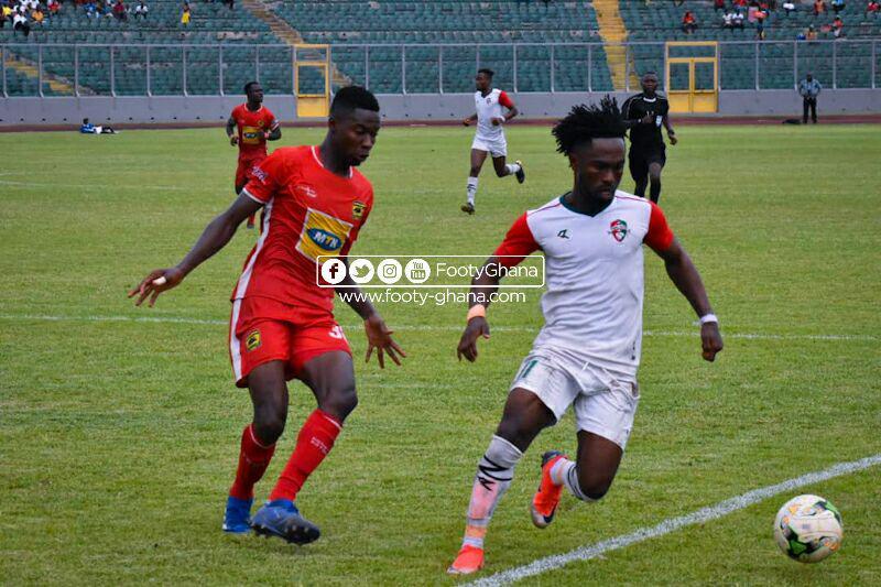 2019/20 Ghana Premier League: Week 13 Preview - Karela United v Asante Kotoko
