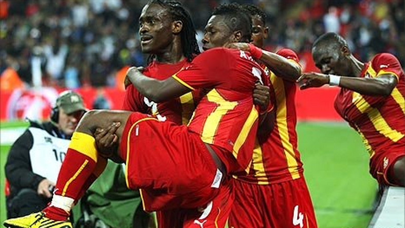 Video: Today in history - Legendary striker Asamoah Gyan scores dramatic goal against England