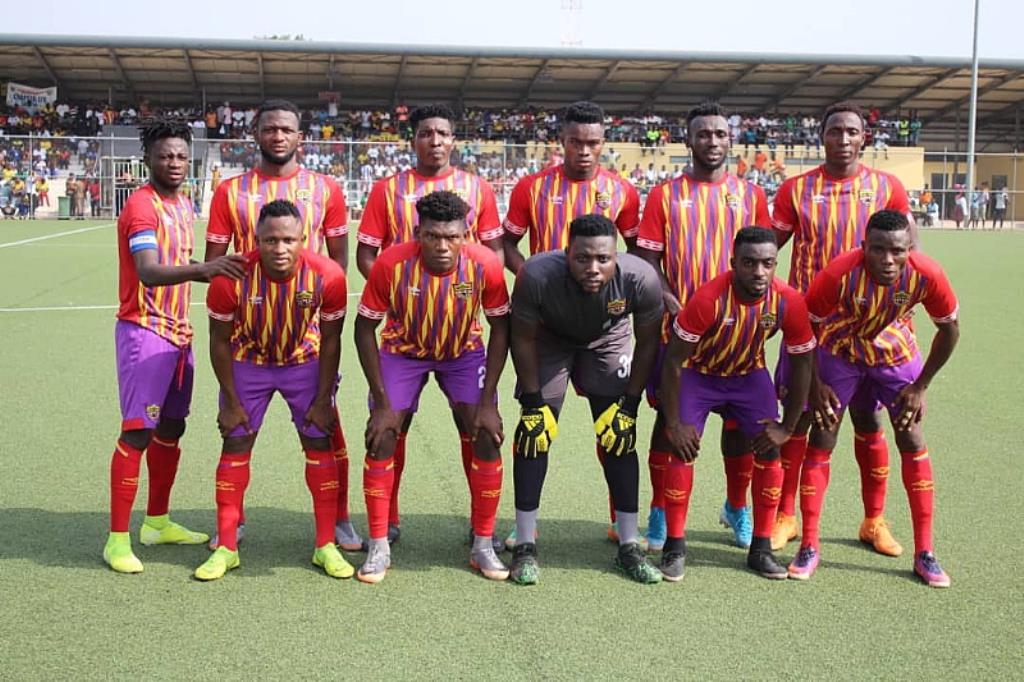 2019/20 Ghana Premier League: Week 12 Match Report - Hearts of Oak 1-1 Elmina Sharks