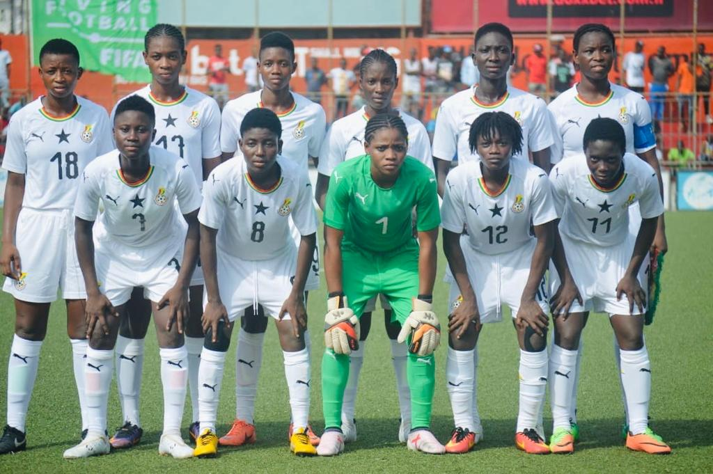 Black Maidens coach Baba Nuhu vows to qualify for 2020 FIFA U17 Women's World Cup