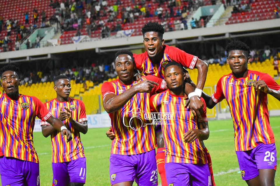 Re-Live: Hearts 4-0 Great Olympics (Ghana Premier League) - Ghana Latest  Football News, Live Scores, Results - GHANAsoccernet