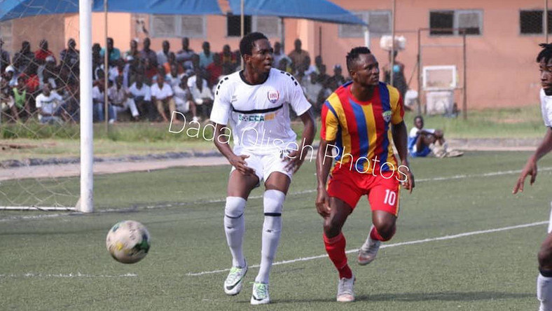 2019/20 Ghana Premier League: Week 13 Match Preview -Inter Allies v Hearts of Oak