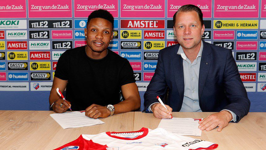Ghana striker Issah Abass uncertain over his Utrecht future with contract set to expire