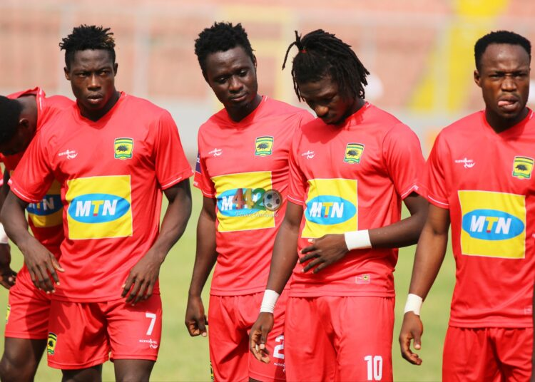 Breaking News: FIFA orders Kotoko to be relegated next month if they fail to pay Esperance