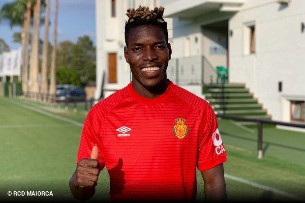 Ghana defender Lumor Agbenyenu set to extend loan deal at Spanish side Mallorca