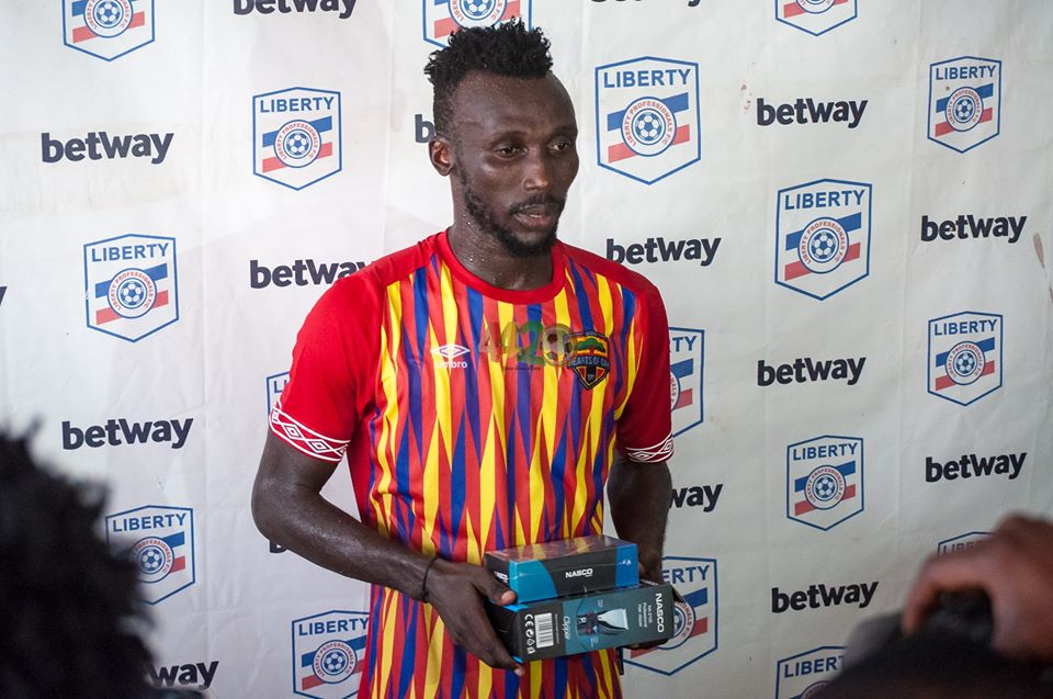 We will penalize whoever is responsible for us losing points- Hearts Supporters Chief