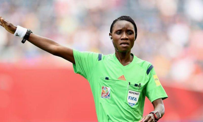 Nigerian referee Patience Ndidi appointed for Black Maidens-Liberia FIFA U-17 WWC qualifier