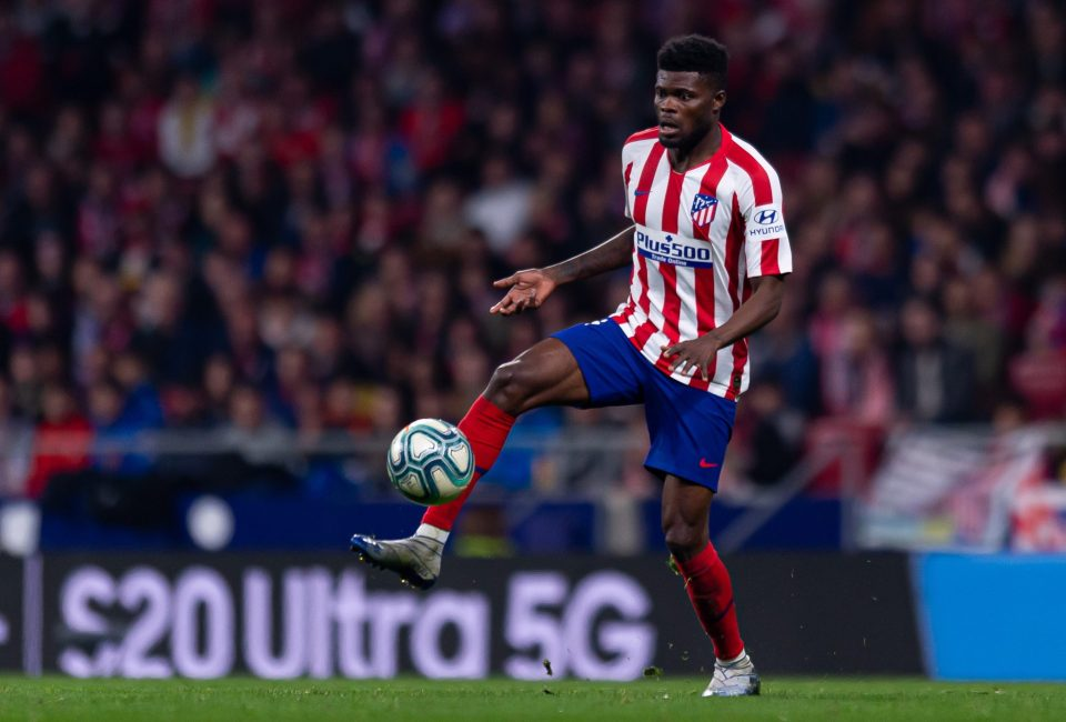 Arsenal identify Thomas Partey as top summer transfer target