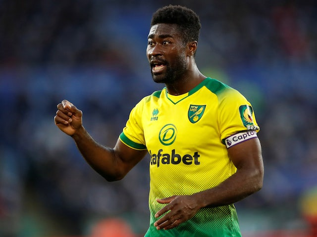 'Just give Liverpool the trophy should the league end today'- Norwich captain Alexander Tettey