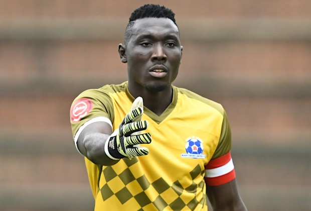 Maritzburg goalkeeper Richard Ofori reveals secret to fantastic form