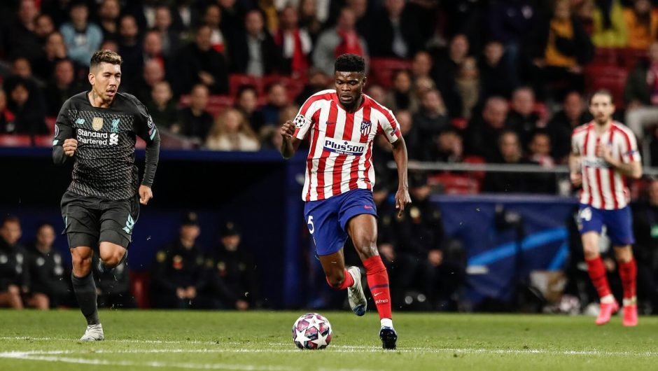 Atletico Madrid to increase buyout clause of reported Arsenal target Thomas Partey