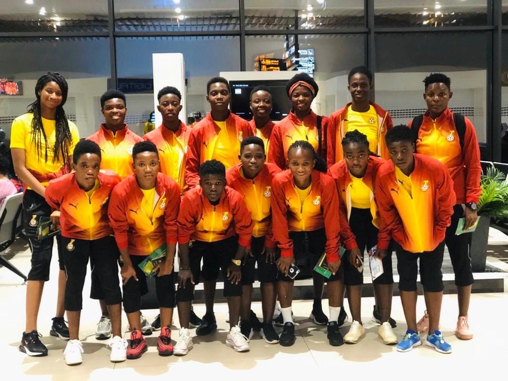 Ghana's Black Princesses camping on hold as CAF postpones U-20 WWC qualifiers