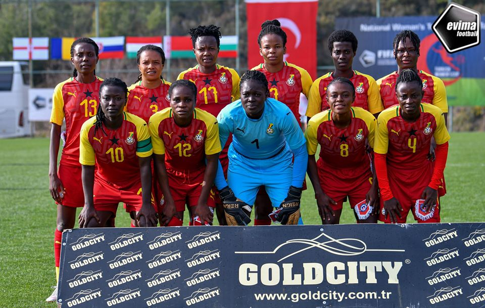 Black Queens maintain spot on latest Coca/Cola FIFA Ranking