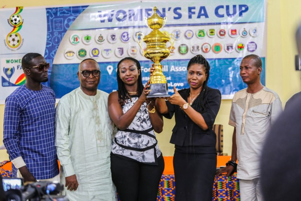 Winners of Women's FA Cup to receive GHC 30,000 as price money