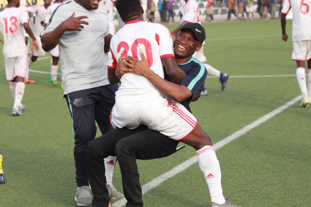 VIDEO: WAFA SC winger Haruna Jalilu Mola scores seconds after coming on for league debut