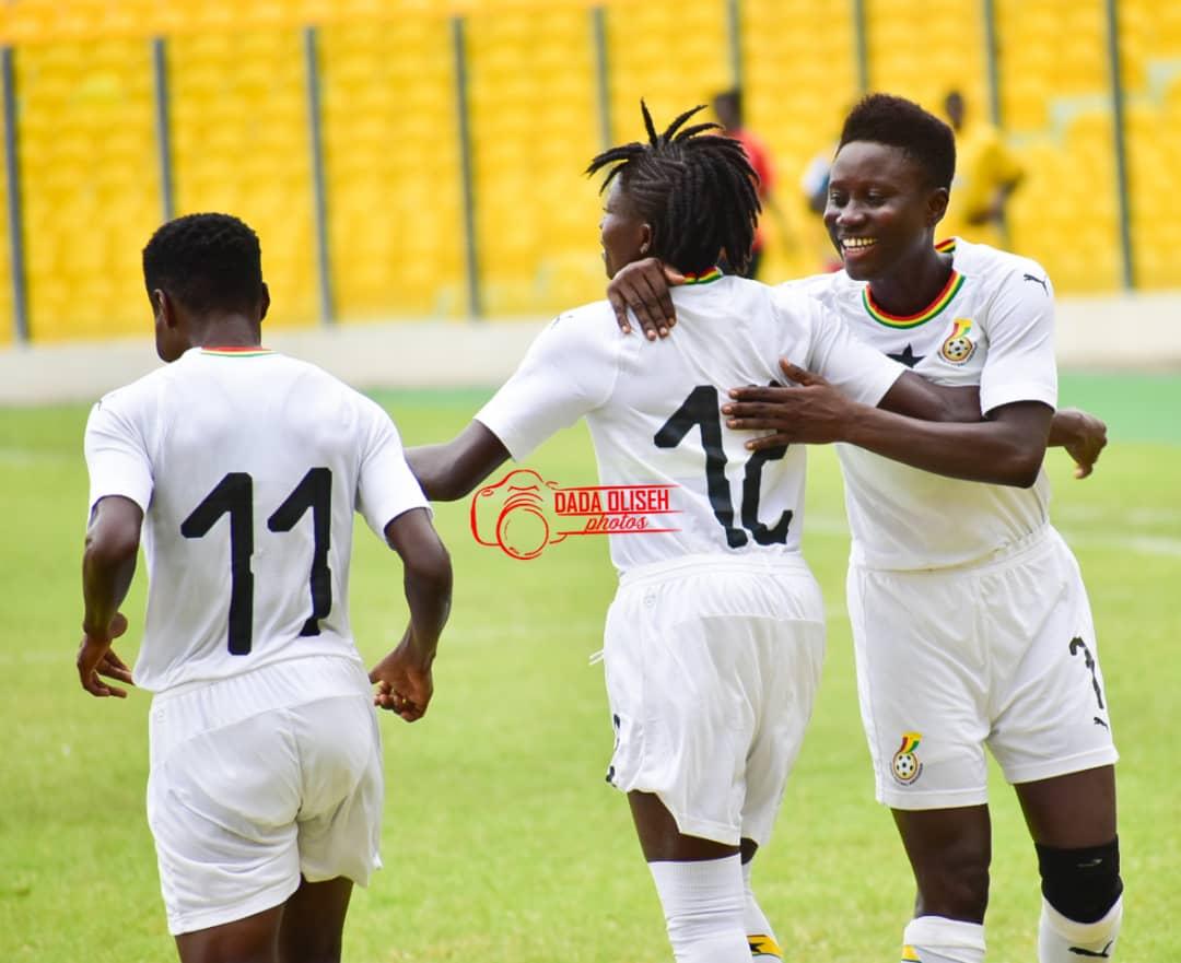 2020 FIFA U17 Women's World Cup qualifier: Ghana demolish Liberia 8-0 to reach final round