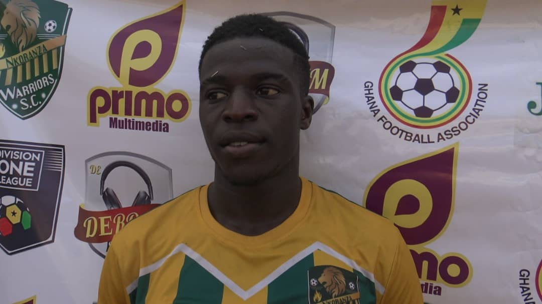 Dreams FC want to sign in-form striker Isaac Mensah from second-tier side Nkoranza Warriors