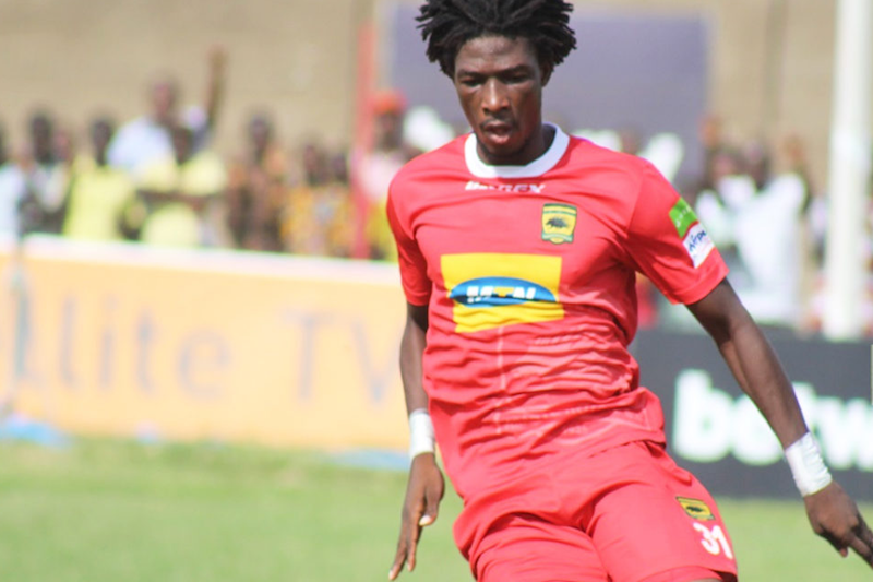 Kotoko rejected $50,000 offer for Sogne Yacouba because Yusif Chibsah wanted 20% - Club's chief claims