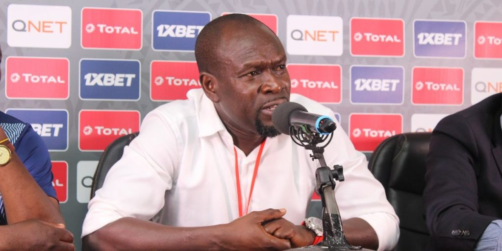 VIDEO: Ghana coach CK Akonnor 'embarrasses' journalist who asked about John Boye absence