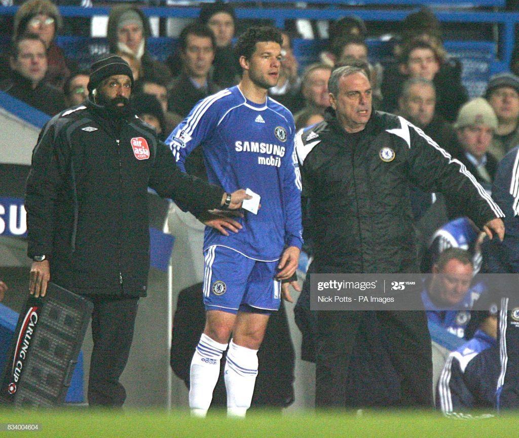 Former Ghana coach Avram Grant was never really given a chance at Chelsea – Michael Ballack