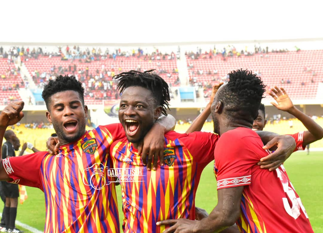 Ghana FA fires strong warning to Hearts of Oak, Eleven Wonders they could lose SIX POINTS