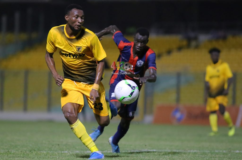 Ashantigold wants $20,000 for Kotoko target Latif Anabila
