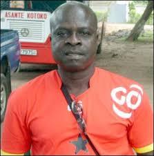 Breaking News: Legendary Ghana, Kotoko & Hearts of Oak striker Opoku Afriyie is dead