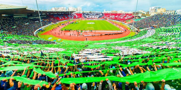 Matches between Raja and Wydad are highly competitive