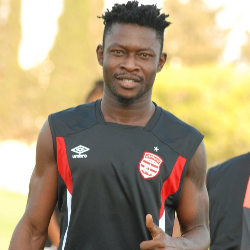 EXCLUSIVE: Derrick Sasraku joins Medeama on a two-and-half year deal