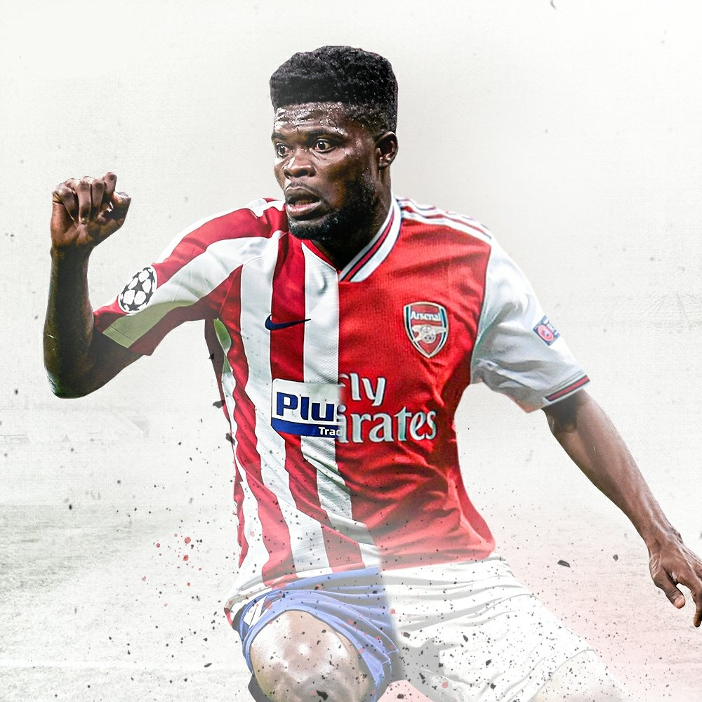 I Go Tattoo Arsenal Broadly For My Chest If Dis Signing Happen Arsenal Fans React After Hearing Partey Wants Emirates Transfer Ghana Latest Football News Live Scores Results Ghanasoccernet