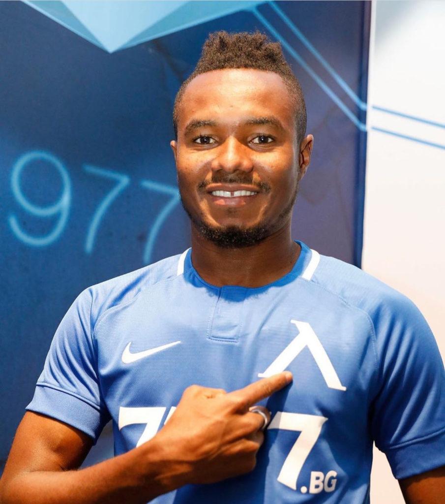 Levski Sofia flop Nasiru Mohammed hints at return to Hacken BK