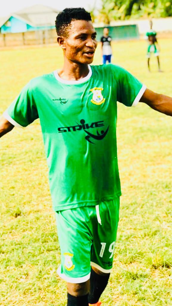 Vision FC is set to sign a young talented and creative left footed playmaker Fuseini Mohammed.